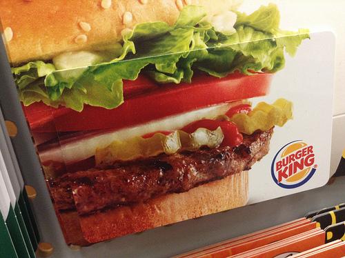 McDrive e Burger King il socialpremia!!