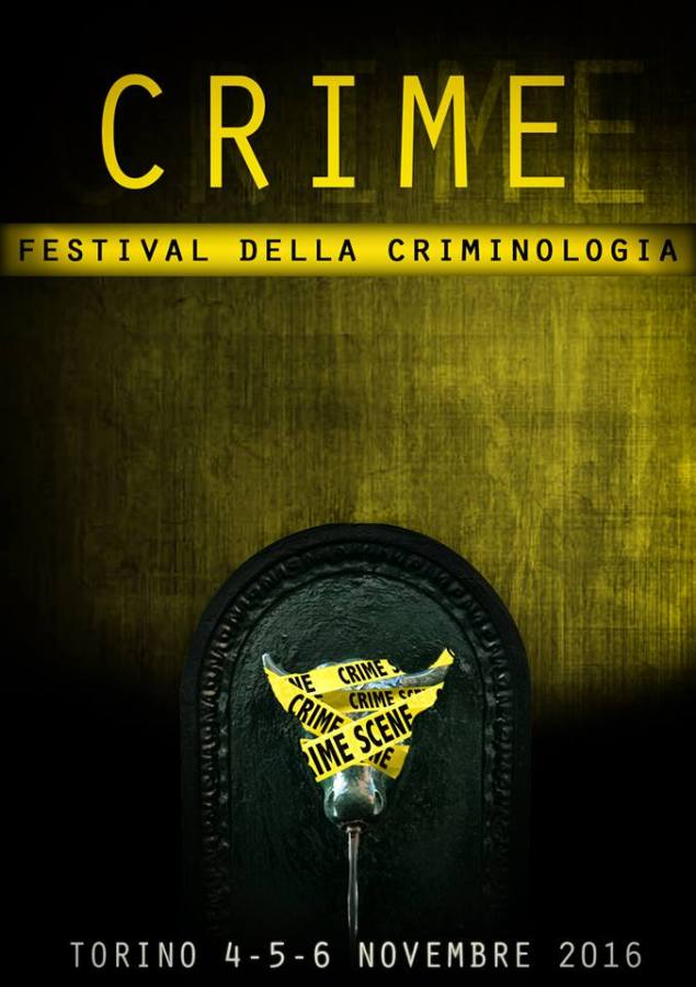 Arriva il Festival della Criminologia anovembre